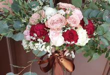 Bridal Bouquets by Prettyflowers@teo