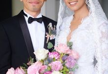 Mr. Mohamad Gangsar & Mrs. Rizka Agata by Ventlee Groom Centre