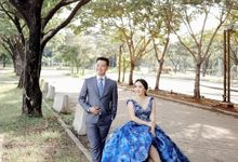 Prewedding of Ferdy&Ariyanti by Yumi Katsura Signature