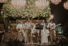The wedding of Sheilla & Hafiz by HS Music Entertainment