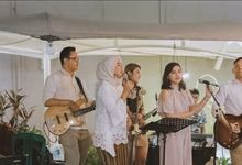 The Wedding of Haris & Tika by HS Music Entertainment