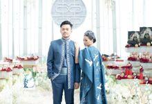 Mr. Vito & Mrs. Janet Wedding by Ventlee Groom Centre