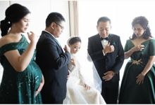 Mr. Vito Wicaksana & Mrs. Janet Wirawan by Ventlee Groom Centre