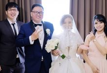 Mr. Yopie & Mrs. Meisy Wedding by Ventlee Groom Centre