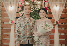 Renanda & Adlan by Jesblossom House Of Flower