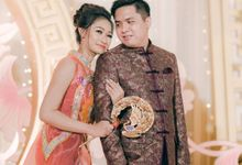 Mr. Yoko & Mrs. Evita by Ventlee Groom Centre
