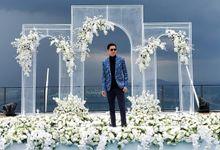 Mr.Faizal Aditya by Ventlee Groom Centre