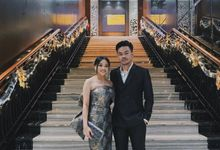 Mr. Vito & Mrs. Janet Wirawan by Ventlee Groom Centre