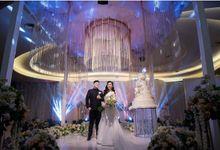 Mr. Jovianto & Mrs. Lina Sanjaya by Ventlee Groom Centre