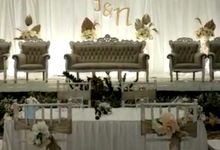 Wedding 28 Nov -  200 Pax by Hotel Santika Mega City Bekasi