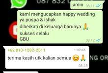 testi puspa & ishak by Point One Wedding Organizer
