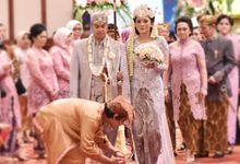 Wedding Antii by Jojo Septhio