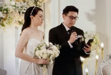 Wedding Reception Denny & Vera by stevelewis.organizer