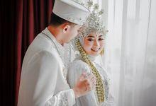 Wedding Reception Dinda & Fachri by stevelewis.organizer