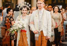 Pemberkatan Pernikahan Shinta & Theo by stevelewis.organizer
