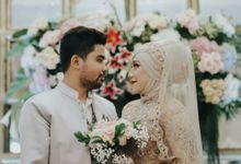 From The Wedding Of Ella & Reggi by Aisya Argubi