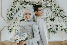 Frim The Wedding Of Chika & Yanuar by Aisya Argubi