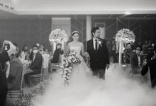 Mr. Frans & Mrs. Wenny Wedding by Ventlee Groom Centre