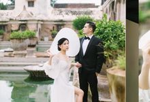 Mr. Andre & Mrs. Kiky by Ventlee Groom Centre