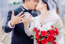 Mr. Dion & Mrs. Rhea Wedding by Ventlee Groom Centre