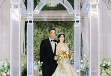The Wedding Of Albert Rahardjo And Amanda Kohar by Bonico Photobooth