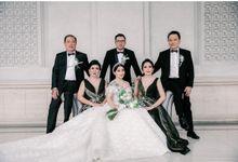 Mr. Christian & Mrs. Juventia Wedding by Ventlee Groom Centre