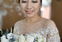 Bride JESSA by Makeup by Joy Mabasa