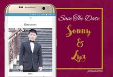 Sonny & Lya by goldenhistorie