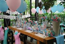 Icang's Birthday Party by Hits.co party planner