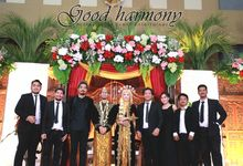 Risa & Evan Wedding by Good Harmony
