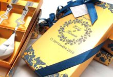 Spoon & Fork Include Personalised Box by Fine Souvenir