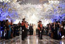 The Wedding of  Astari & Rizkika by Soe&Su