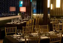 Sit Down Dinner At The Powder Room by The Black Swan