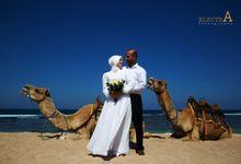 Magical Honeymoon of Sebnem& kasimoglu by Electra Photography Bali