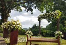 WEDDING CEREMONY by AMANDARI RESORT