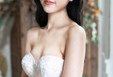 Bride Rui Min by Shino Makeup & Hairstyling