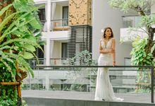 WEDDING DRESS VENEZIA by GAËTA Bridal Couture
