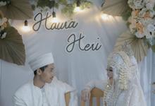 Intimate wedding by Sejiwa.Raga