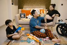 Maternity and Family session by Sejiwa.Raga