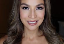 Aubrey Miles by SEKA Makeup Artist