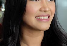 Melanie Bool by SEKA Makeup Artist