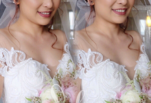Bride Amelia by SEKA Makeup Artist