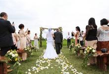 Frank & Sekar Wedding by SOMETHING BLUE WEDDING