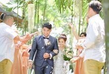 Sekar DK's Wedding by AnnaSalon