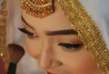 Koto Gadang (Fyra & Gilang Wedding) by Dinda Zeda Make Up