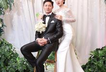 Wedding bellaananda & yangterkasih by semutdecor