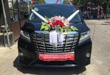 PROMO NEW ALPHARD UTK WEDDING JAN-APRIL 2018 by SENTOSA JAYA VIP WEDDING CARS SURABAYA