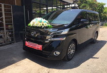 New Vellfire Transformer Model 2017 harga 2,9 juta  by SENTOSA JAYA VIP WEDDING CARS SURABAYA