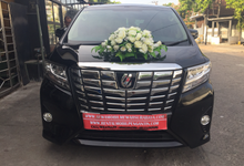 Promo Sewa Mobil Alphard Wedding Car Surabaya by SENTOSA JAYA VIP WEDDING CARS SURABAYA
