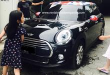 Rental dan Sewa Mini Cooper Minicooper Surabaya by SENTOSA JAYA VIP WEDDING CARS SURABAYA